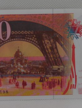 Billet de 200 franc - Gustave Eiffel - 1995 - N°F00386198