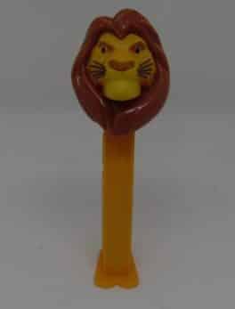 Distributeur Pez - Le roi lion - Musafa
