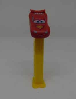 Distributeur Pez - Cars - Flash Mc Queen