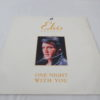 Laser disc - Elvis Presley - One Night With You