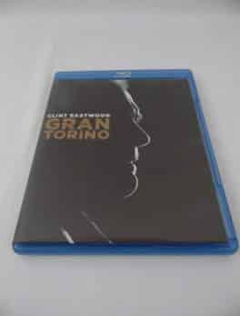 DVD Blu-Ray - Gran Torino