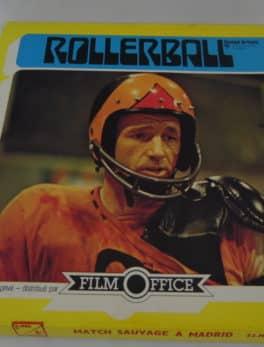 Film Super 8 - 1975 - Rollerball - James Caan