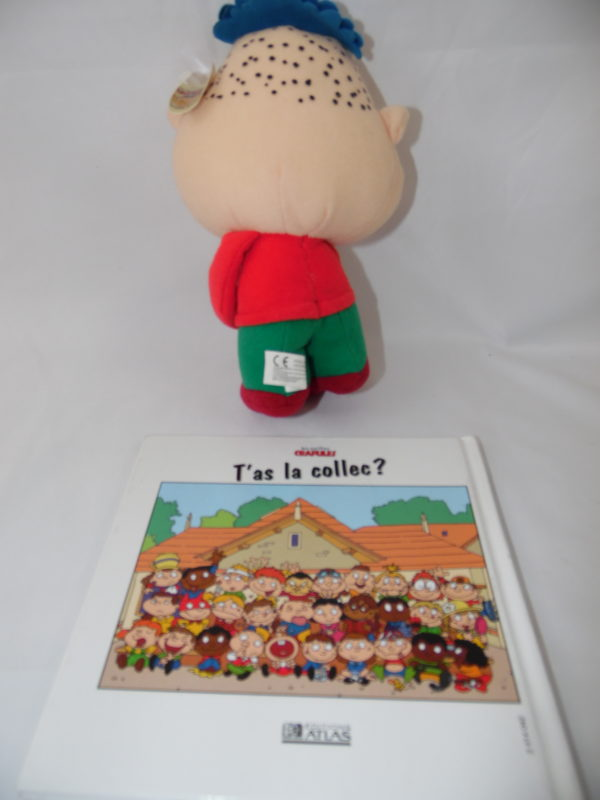 Les petites crapules - Livre + peluche - Stanislas La-Classe