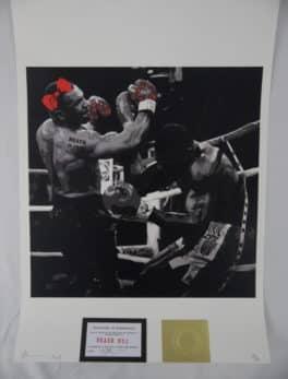 Street pop Art - Sérigraphies - Death NYC - Mike Tyson