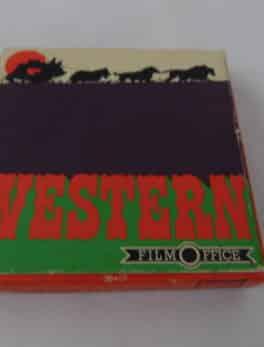 Film Super 8 - Western - L'évasion des Apaches