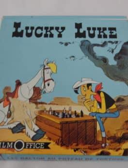 Film Super 8 - Lucky Luke - Les dalton au poteau de torture