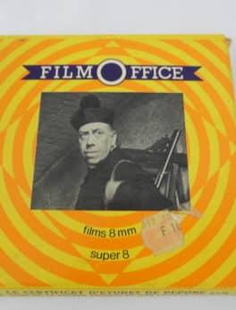 Film Super 8 - Fernandel - Don Camillo - Le certificat d'étude de Pépone
