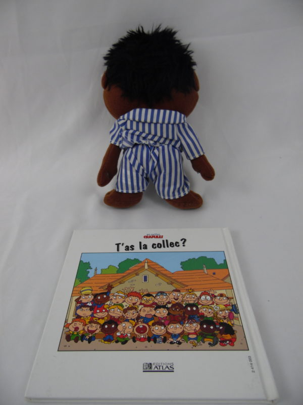 Les petites crapules - Livre + peluche - Timothée l'éveillé