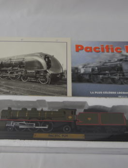Maquette Train miniature - Pacific PLM