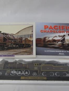 Maquette Train miniature - Pacific Chapelon Nord