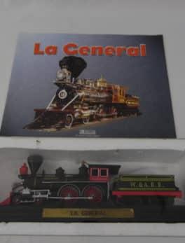 Maquette Train miniature - La Général