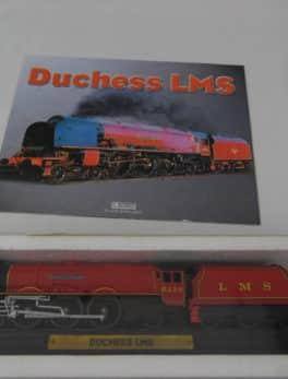 Maquette Train miniature - Duchess LMS