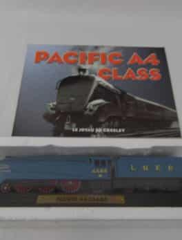 Maquette Train miniature - Pacific A4 Class