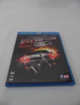 DVD Blu-Ray - Hybrid 3D