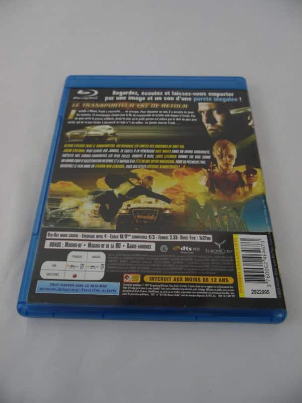 DVD Blu-Ray - Le Transporter 2 - Jason Statham