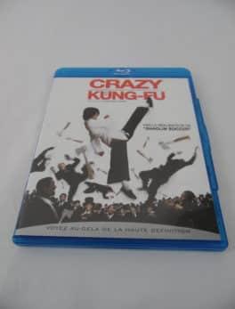 DVD Blu-Ray - Krazy Kung-Fu