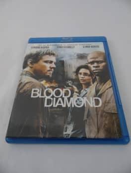 DVD Blu-Ray - Blood Diamond - Leonardo Dicaprio / Jennifer Connelly et Djimon Hounsou