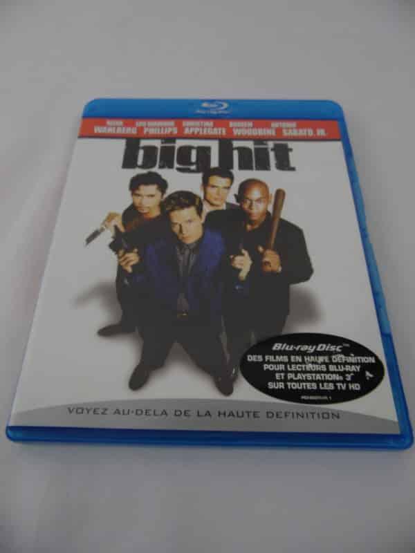 DVD Blu-Ray - Big Hit