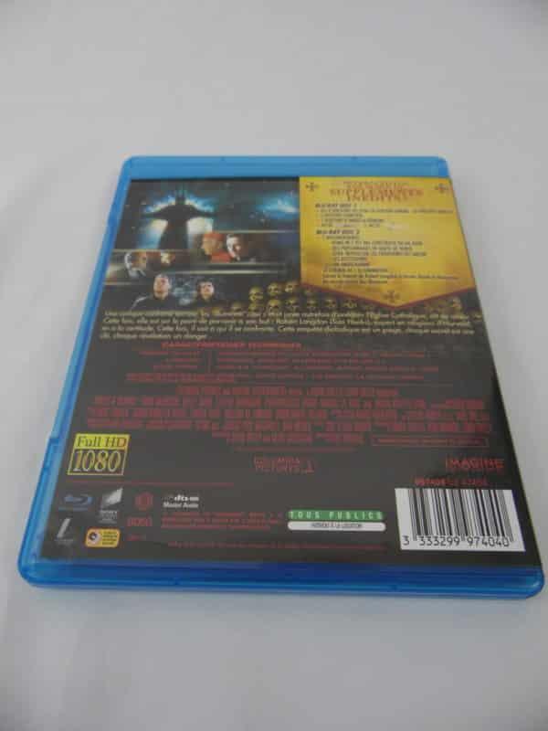 DVD Blu-Ray - Anges et Démons - Tom Hanks