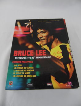 Coffret DVD - Bruce Lee - Edition collector 5 dvd