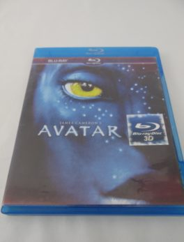 DVD Blu-Ray - 3D - Avatar