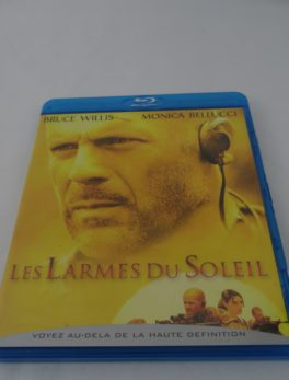 DVD Blu-Ray - Les larmes du soleil