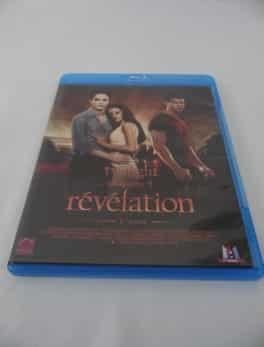 DVD Blu-Ray - Twilight - Chapitre 4 - Révélation 1ère partie