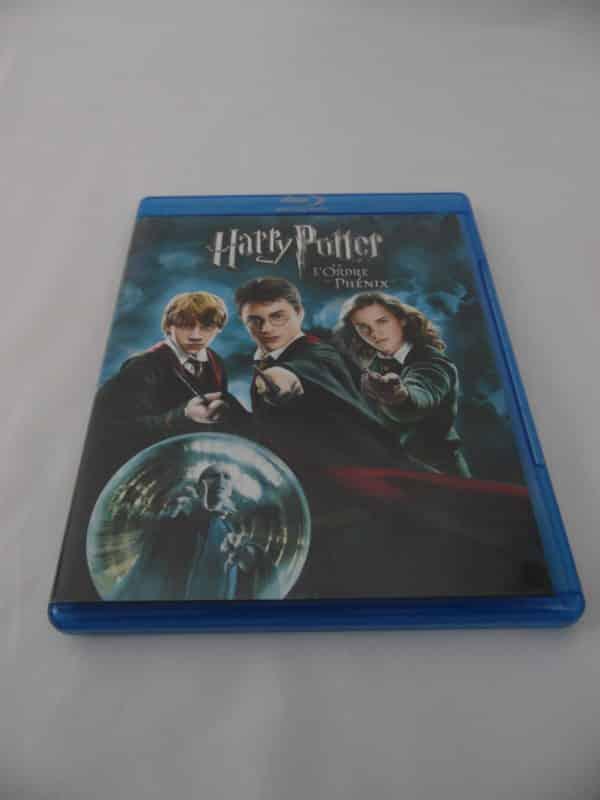 DVD Blu-Ray - Harry Potter - Et l'ordre du Phénix