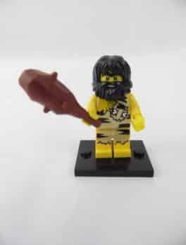 Mini figurine Lego N° 8683 - Série 1 - N°03 - L'Homme des Cavernes