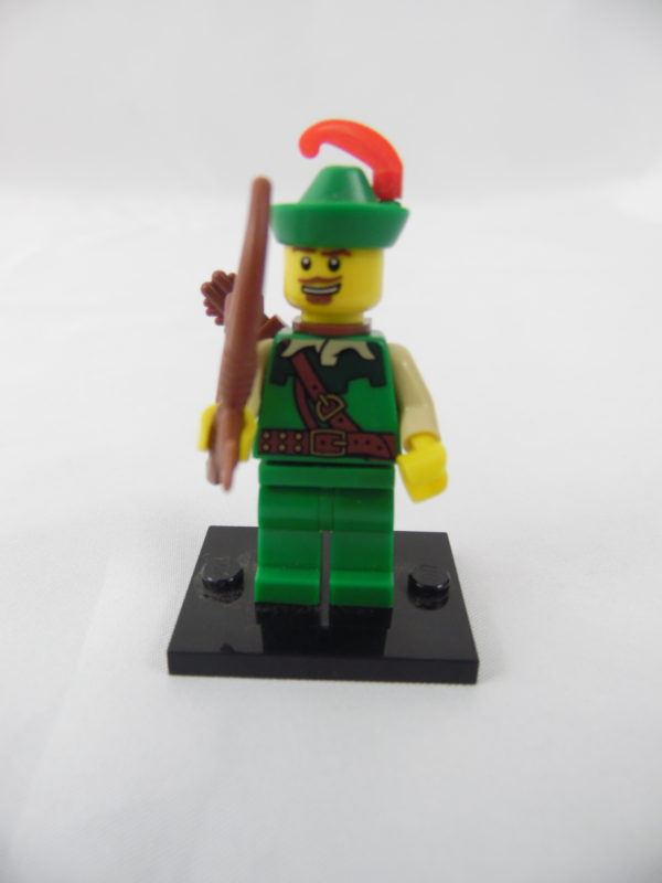 Mini figurine Lego N° 8683 - Série 1 - N°14 - Robin des bois