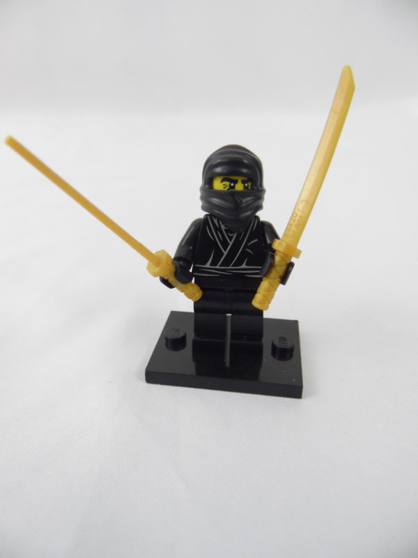 Mini figurine Lego N° 8683 - Série 1 - N°12 - Le Ninja