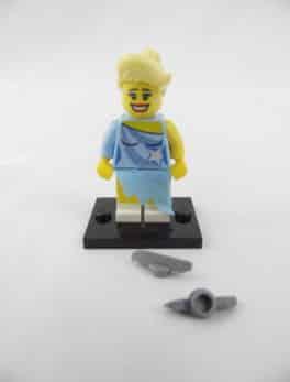 Mini figurine Lego N° 8804 - Série 4 - N°15 - La Patineuse