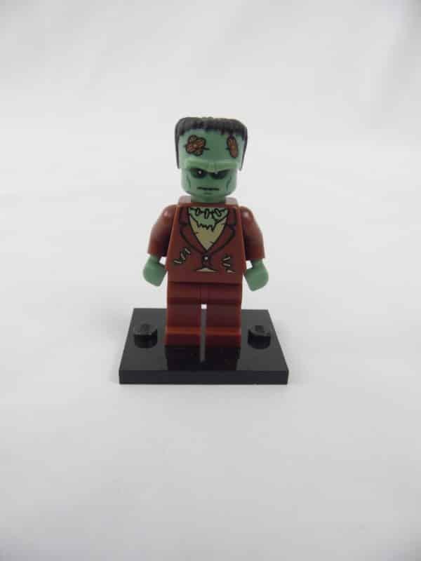 Mini figurine Lego N° 8804 - Série 4 - N°07 - Le Monstre