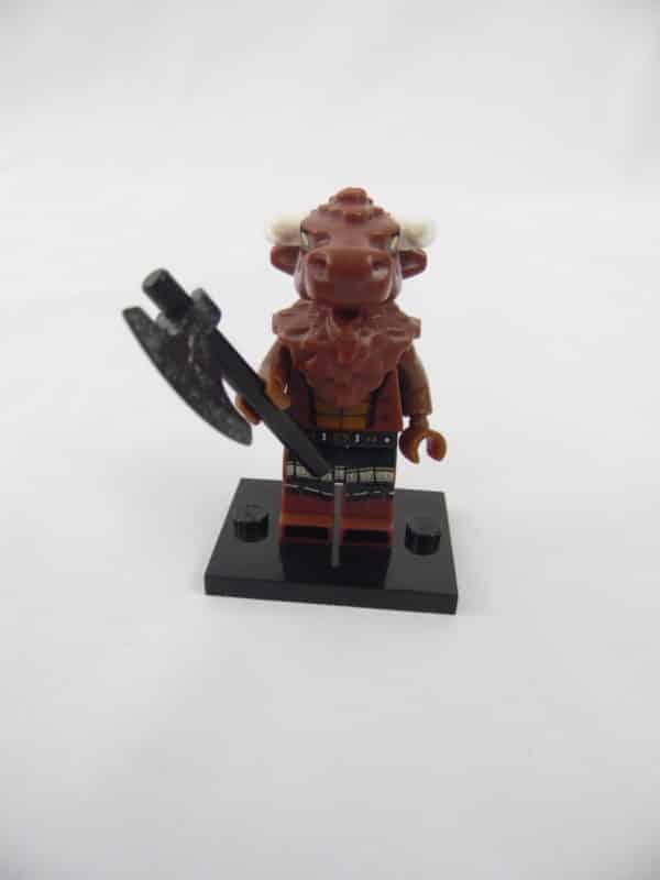 Mini figurine Lego N° 8827 - Série 06 - N° 12 - Le Minotaure