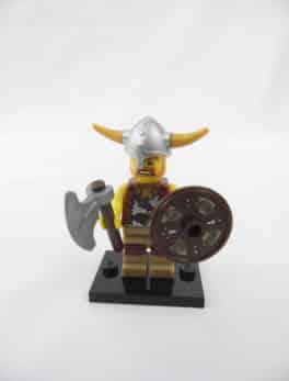 Mini figurine Lego N° 8804 - Série 4 - N°06 - Le Viking