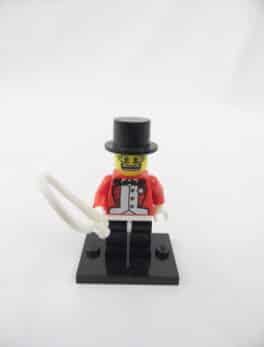 Mini figurine Lego N° 8684 - Série 2 - N°03 - Le dompteur