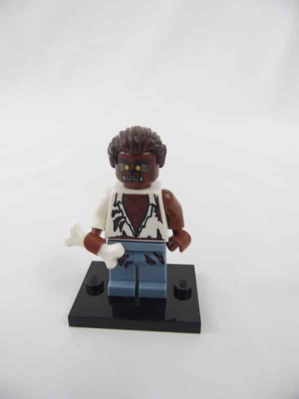 Mini figurine Lego N° 8804 - Série 4 - N°12 - Le Loup-Garou