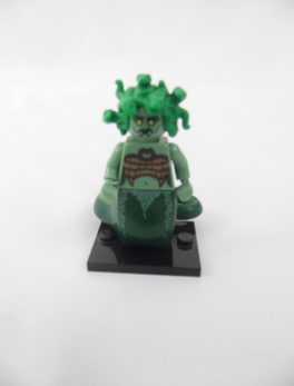 Mini figurine Lego N° 71001 - Série 10 - N°02 - Méduse