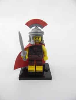 Mini figurine Lego N° 71001 - Série 10 - N°03 - Le Commandant Romain