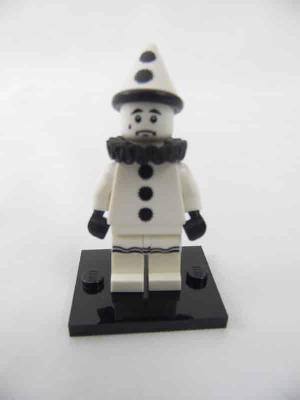 Mini figurine Lego N° 71001 - Série 10 - N°11 - Le Clown triste