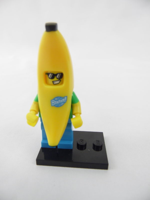 Mini figurine Lego N° 71013 - Série 16 - N°15 - L'Homme banane