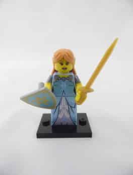 Mini figurine Lego N° 71018 - Série 17 - N°15 - L'Elfe