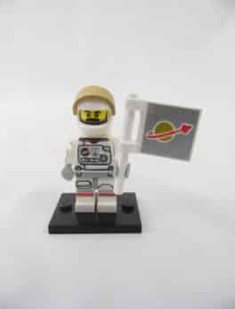 Mini figurine Lego N° 71011 - Série 15 - N°02 - L'Astronaute