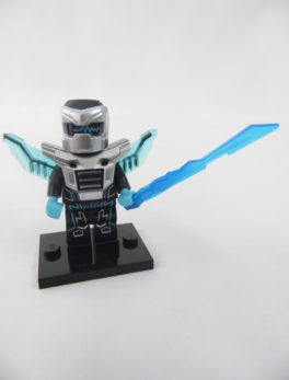 Mini figurine Lego N° 71011 - Série 15 - N°11 - Le robot laser