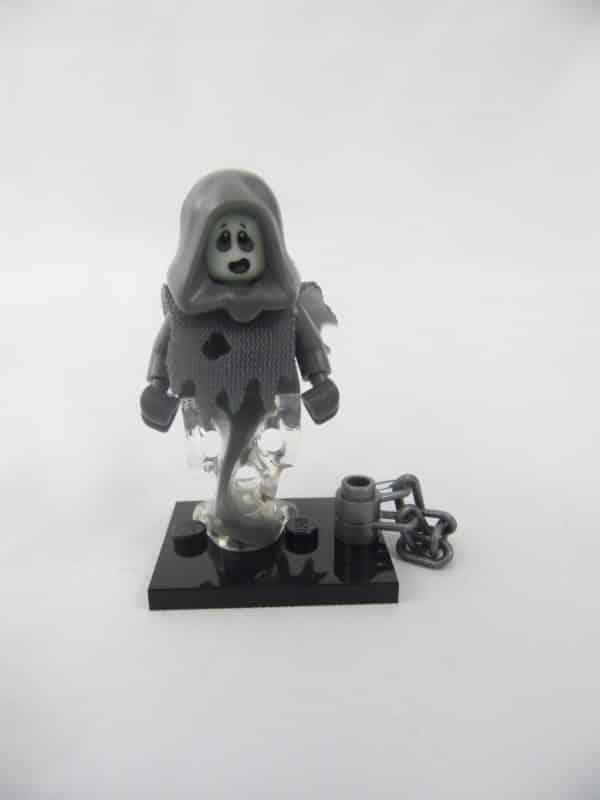 Mini figurine Lego N° 71010 - Série 14 - N°07 - Le Spectre