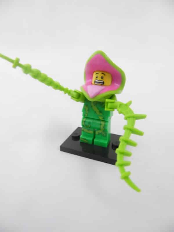 Mini figurine Lego N° 71010 - Série 14 - N°05 - Le monstre Plante