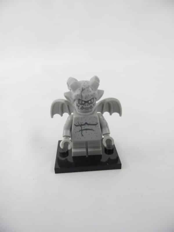 Mini figurine Lego N° 71010 - Série 14 - N°10 - La Gargouille