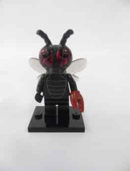 Mini figurine Lego N° 71010 - Série 14 - N°06 - Le monstre Mouche