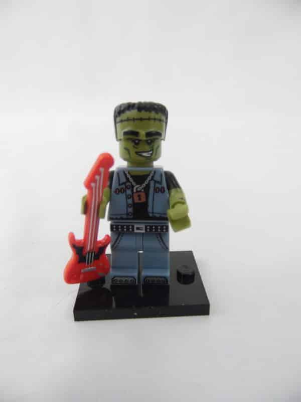 Mini figurine Lego N° 71010 - Série 14 - N°12 - Le Monstre rocker