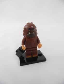 Mini figurine Lego N° 71010 - Série 14 - N°15 - Pied Carré